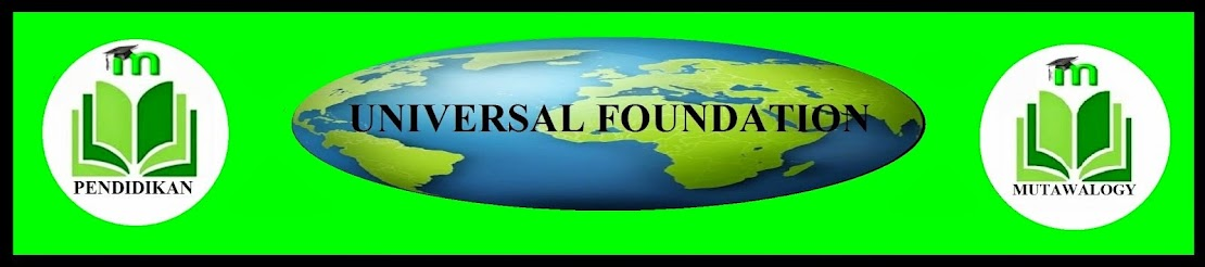 UNIVERSAL FOUNDATION