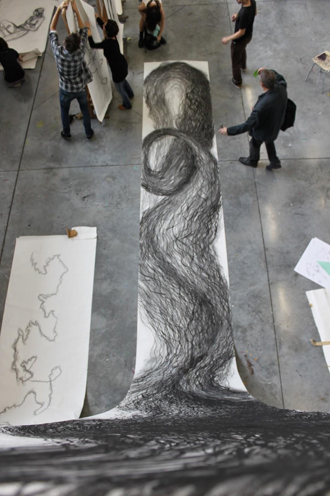 ArtCamp, Kresba a malba
