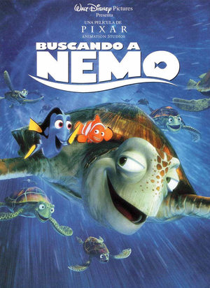 Poster Finding Nemo 2003