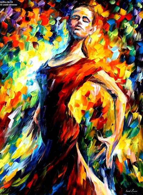 © Leonid Afremov paintings