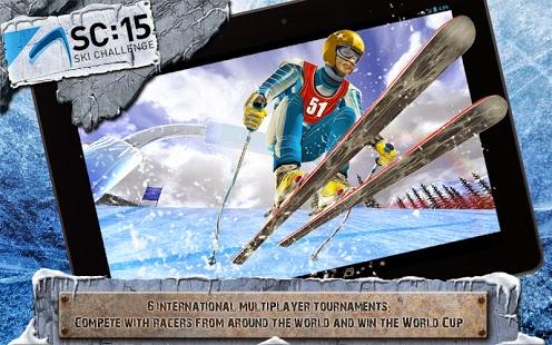 Ski Challenge 15 v1.0 APKPRO DATA DOWNLOAD