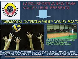 torneo misto di volley maggio 2012