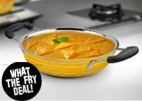 Buy Ideale Stainless Steel Kadai at flat 75% off & extra 35% Mobikwik cashback : Buy To Earn