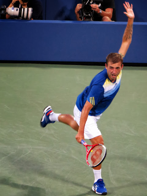 Daniel Evans 2013 US Open