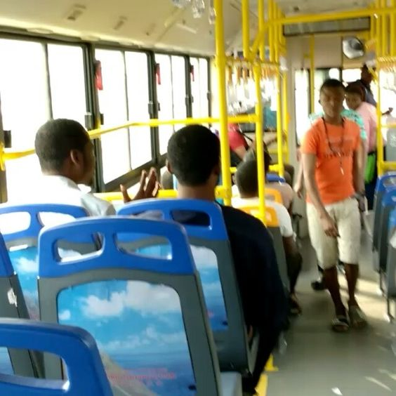 Image result for inside bus in lagos