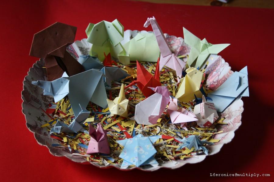 Origamiku