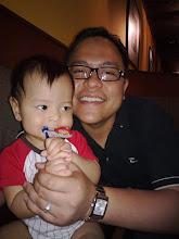 10 Months old Lil Irfan Ahmad