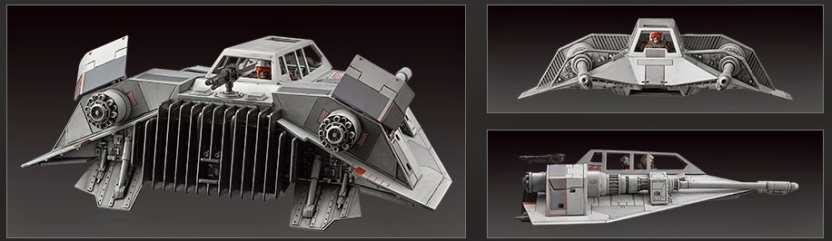 bandai snowspeeder star wars episode 5