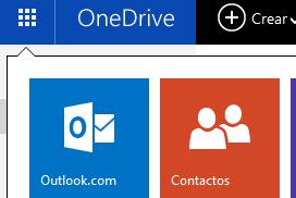 Como agregar archivos recibidos a OneDrive