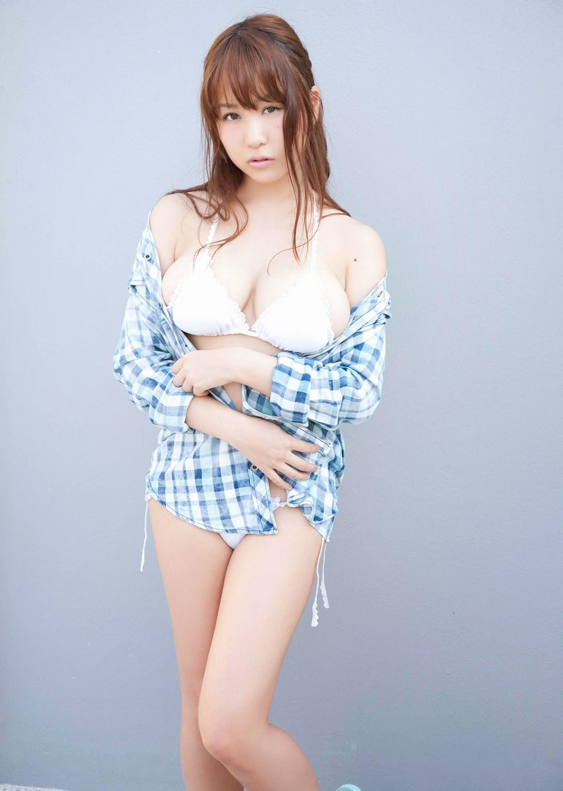 Gái xinh Mai Nishida vòng 1 quyến rũ đàn ông 13