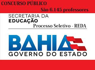 Apostila SECBA Professor da Rede Estadual - Seleção 2015.
