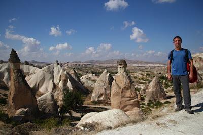 Valle de las hadas Capadocia - Viaje a Turquia