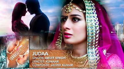 Judaa Lyrics - Ishqedarriyaan - Evelyn Sharma