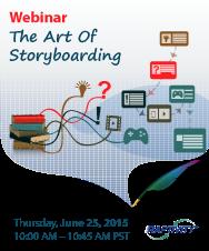 Webinar: The Art of Storyboarding