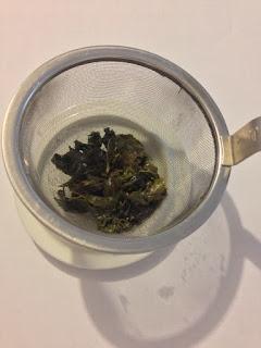 Thé Oolong Milky de Chine