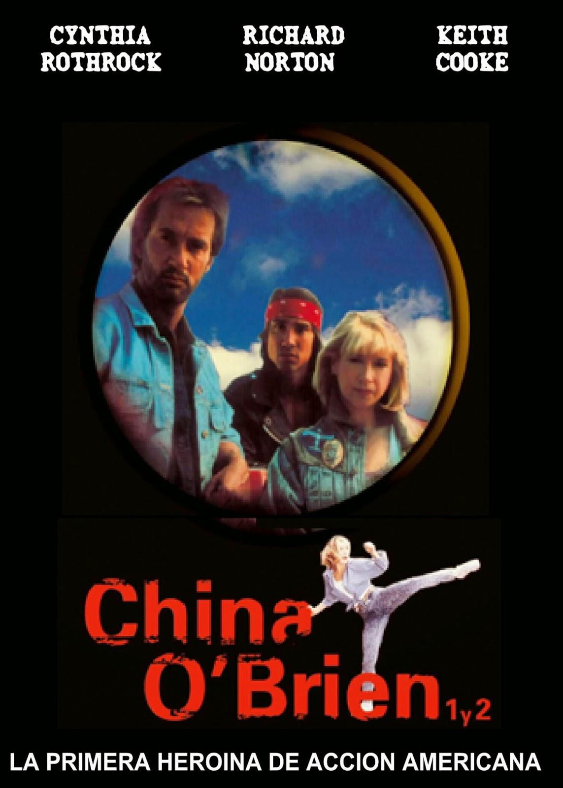 China O'Brien 1 y 2 (1990)