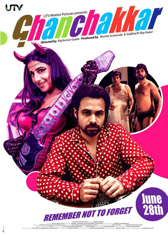 Ghanchakkar First Look Poster