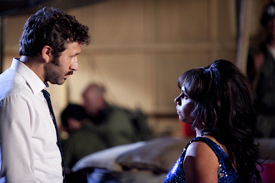 Chris O'Dowd and Deborah Mailman in The Sapphires