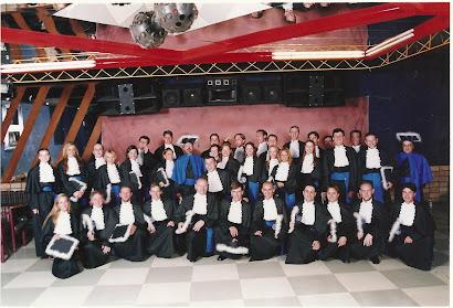 Formatura Administração 2004/B