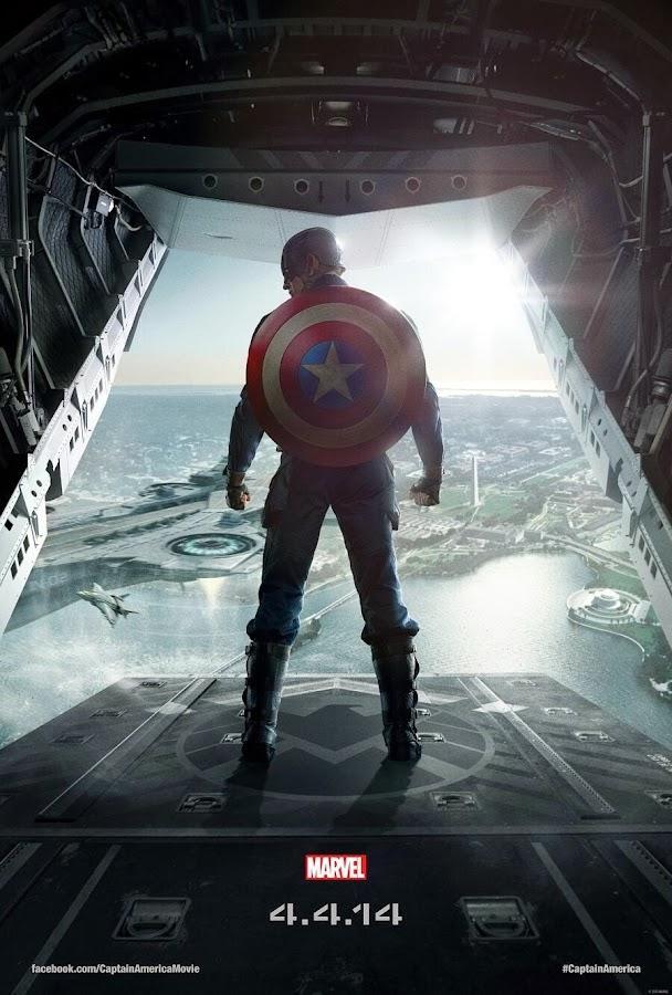 ตัวอย่างหนังใหม่ : Captain America: The Winter Soldier (กัปตัน อเมริกา: มัจจุราชอหังการ) ซับไทย poster