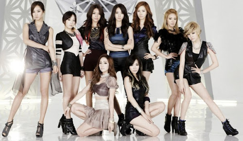 SNSD THE BOYS 2011