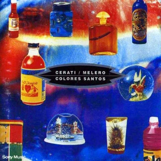 Colores Santos - Gustavo Cerati
