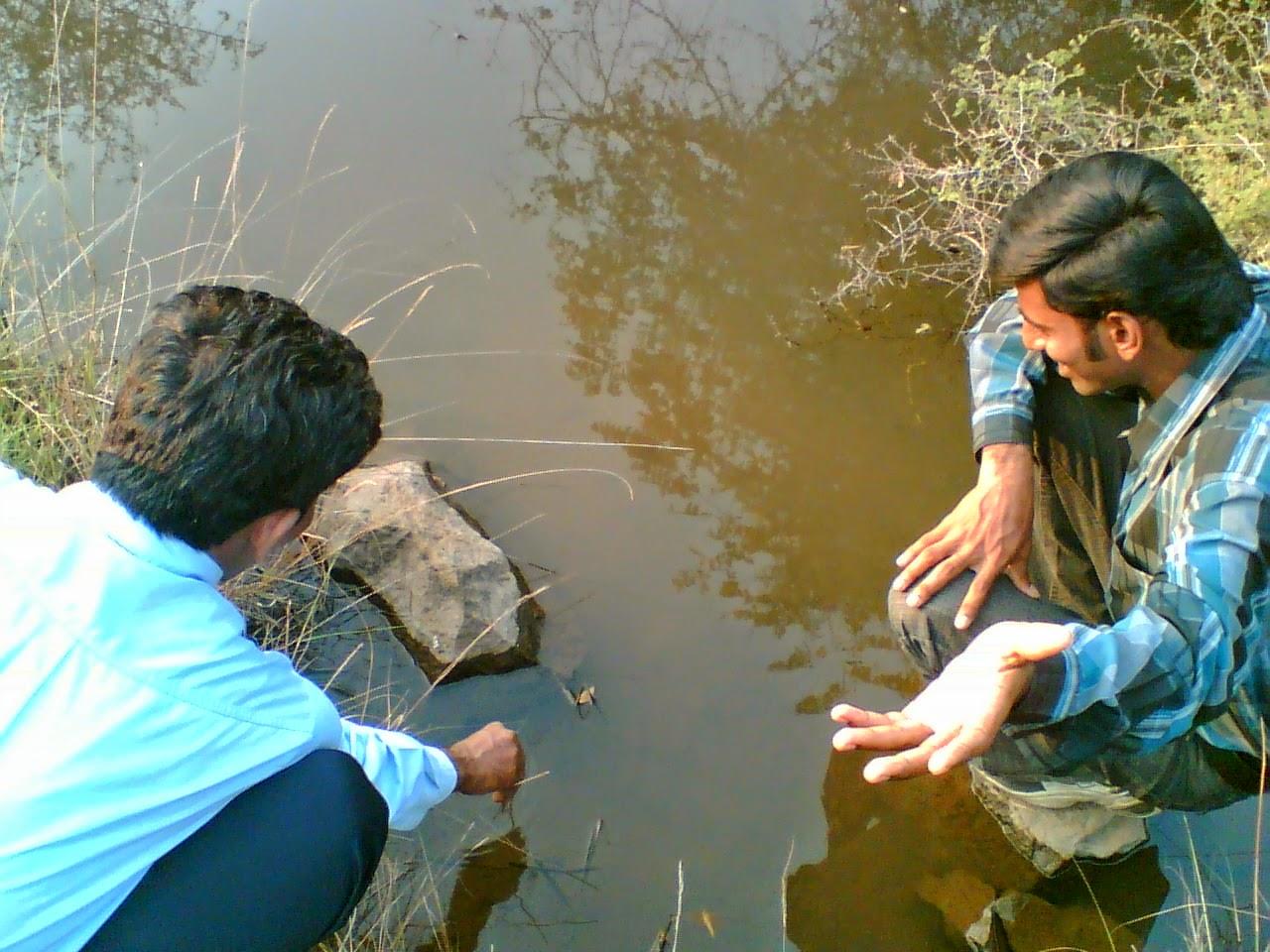 Prof.Ravi & Prasan, MCC Lake