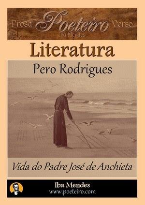 Vida do Padre José de Anchieta, de Pero Rodrigues gratis em pdf