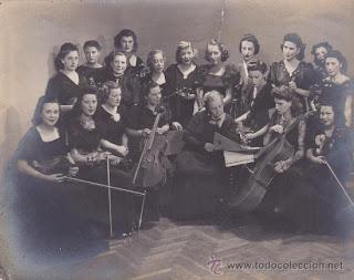 La Orquesta Femenina de Barcelona