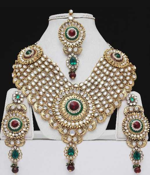 Emoo fashion indian jewellery bridal jewellery 2012 for Bridesmaid jewelry sets under 20