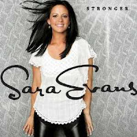 Sara Evans, stronger, new, album, cd, audio, cover