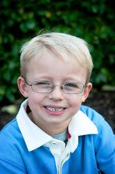 Clayton, Age 8
