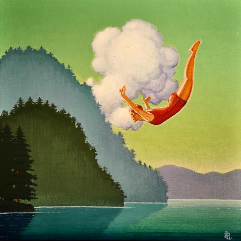 Art contrarian the retro world of robert laduke for Ui offenbach