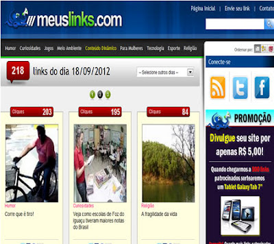 agregadores de blogs gratis meus links