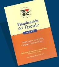 Plan Trienal 2012-15