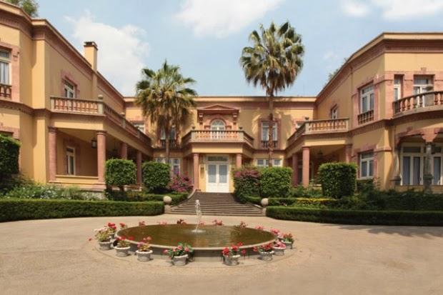 Hablemos de telenovelas reutilizando una misma casa para for La mansion casa hotel telefono