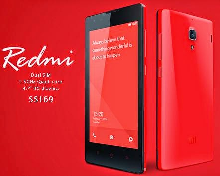 Xiaomi Redmi 1S price in India image