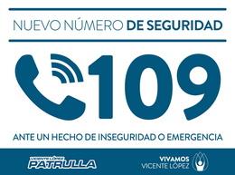 Línea 109 Emergencias