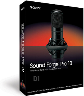 تحميل برنامج Sound Forge 10 مجانا لتسجيل وتحرير الصوت