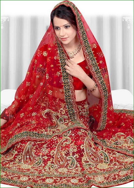 Furqan latest dresses for wedding best indian bridal for Best indian wedding dresses