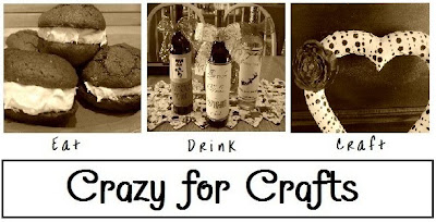 Crazy for Crafts