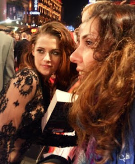 Kristen and I at BD2 UK Premier