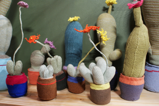 Safari Fusion blog | Hand-knitted veld flowers | Handcrafted in Cape Town, South Africa