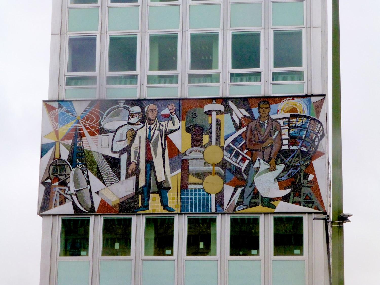 Casa del Docente, junto a Alexander Platz, Berlin