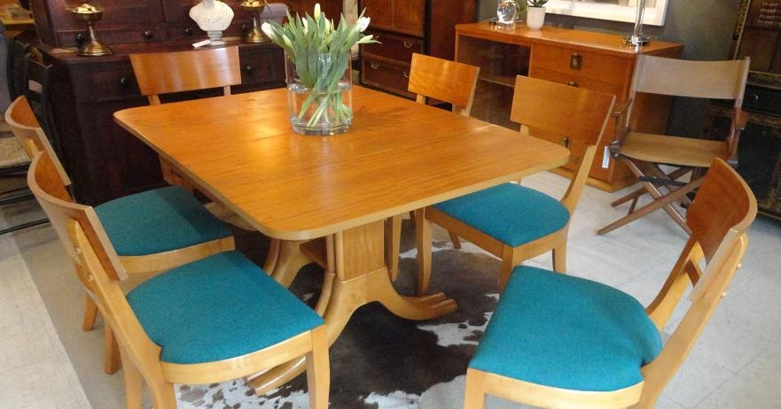 Michael Thomas Quot Paramount Furniture Co Quot Dining Table