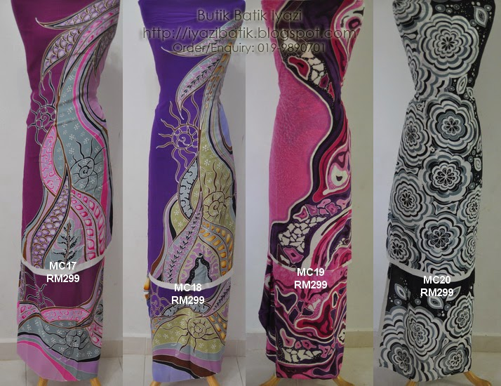 Batik Sutera Terengganu