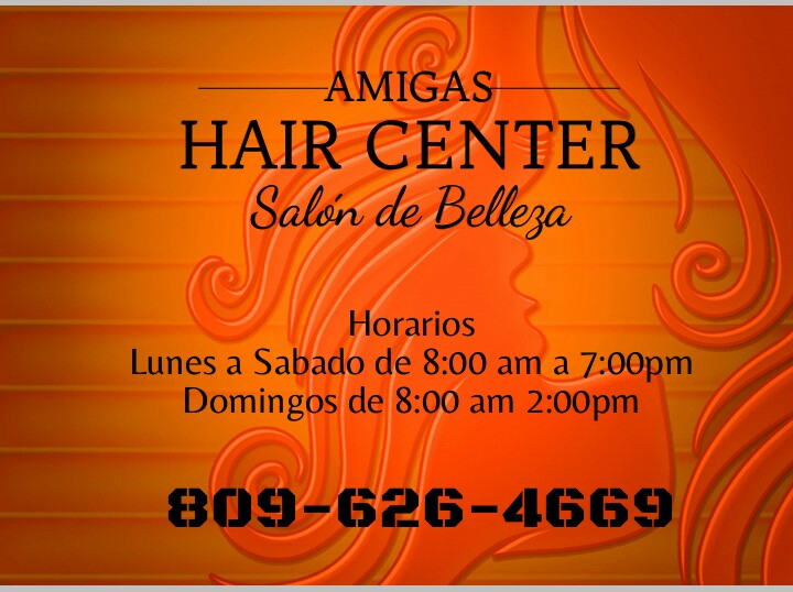 AMIGAS HAIR CENTER
