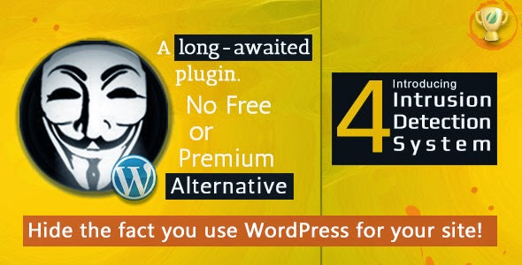 Hide My WP one can know you use - WordPress Plugin