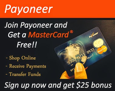 Get 25$ With MasterCard