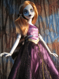 Once Upon a Zombie Rapunzel gown.